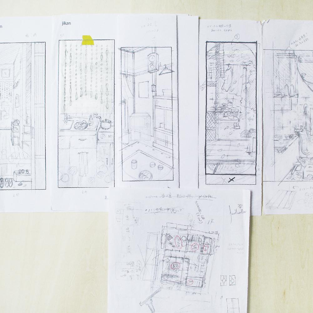 JIKAN くらしシリーズ「風呂」販売スタート1