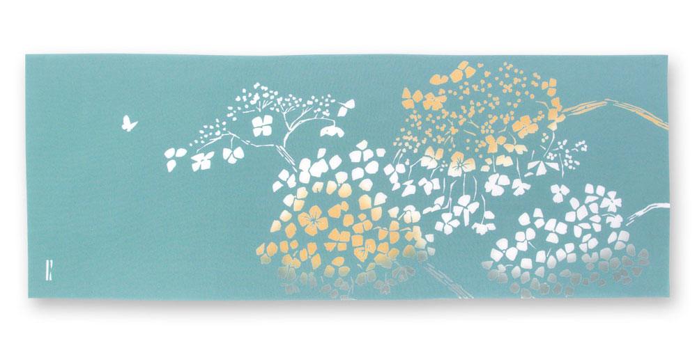 時感新シリーズ〈わびさび〉「紫陽花」 JIKAN STYLE